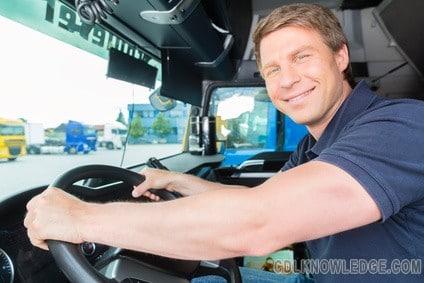 Professional Truck Drivers