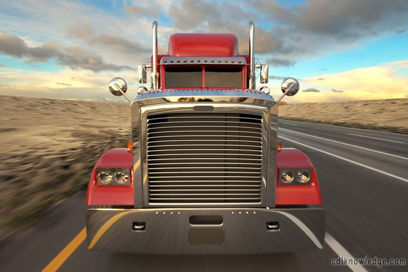 Truck Drivers Code of Conduct