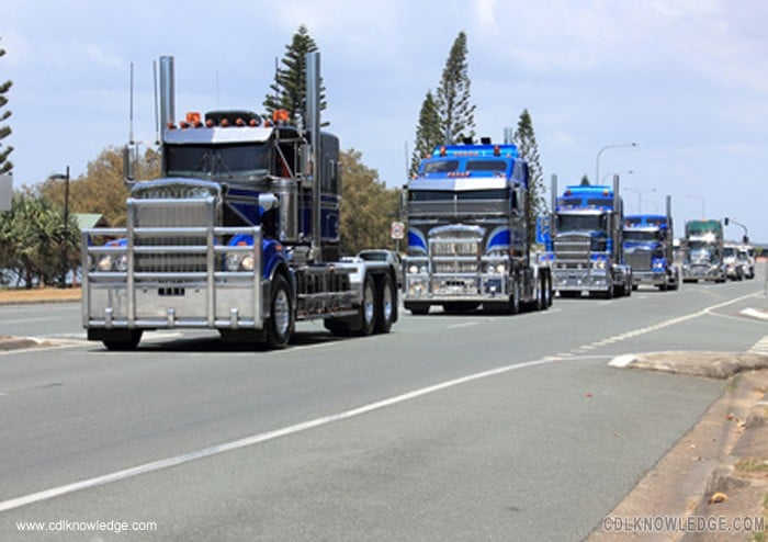 Commercial Driving School