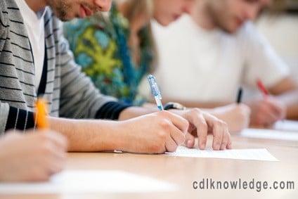 CDL written test