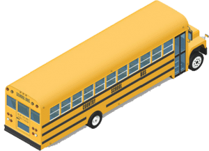 school bus endorsement - school bus test