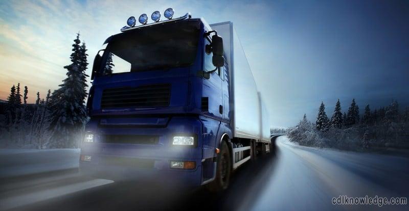 truck driver carry gun