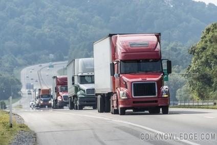 life of a trucker